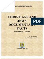 Christians and Jews Documentary Facts Vasile Mesaros Anghel 2012