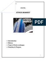 Stock Market Final