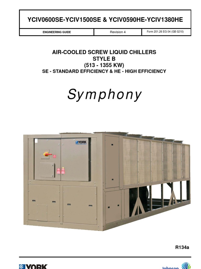 york chiller yciv eng data duct flow gas compressor rh es scribd com Service ManualsOnline york chiller yciv service manual