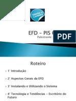 Curso - Efd - Pis Cofins-2012