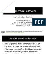 Documentos Halloween
