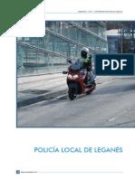 Policia Local de Leganes