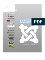 Joomla! 2.5 - Beginner's Guide