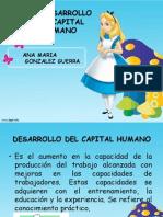 2.3 Desarrollo Del Capital Humano