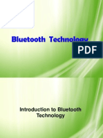 Bluetooth Technology Presentation