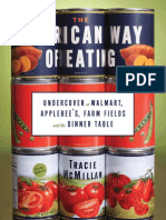 The American Way of Eating by Tracie McMillan (Excerpt)
