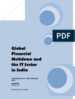 Global Financial Meltdown and ITSector-Web-e-2008