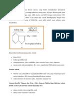 Auksin struktur kimia