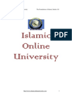 Foundation of Islamic Studies Module 2.3-Bilal Philips-www.islamicgazette.com