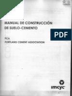 Manual de Construccion de Suelo Cemento IMCYC