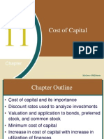 Cost Os Capital
