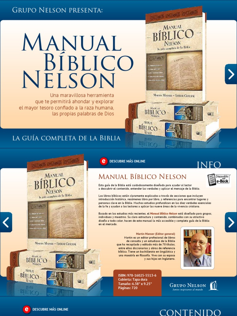 Manual B U00edblico Nelson
