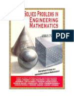 1001 Solved Problems in Engineering Mathematics