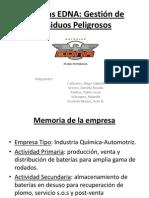 Diego Baterias Edna