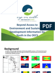 Beyond Access to Environmental Information by Youth of the OECS