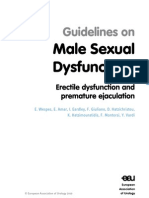 Male Sexual Dysfunction 2010