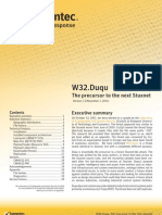 w32 Duqu the Precursor to the Next Stuxnet