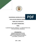 Universidad Agraria Del Ecuador