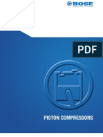 Boge Piston Air Compressors Brochure