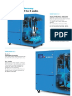 Design Features of the Boge Air Compressor S-Series