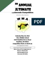 Watson's Ultimate Flyer 2012