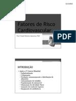 Fatoresderiscocardiovascular