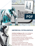 Artificial Intelligencer