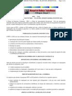 PDV - PLANO DE DEMISSÃO VOLUNTÁRIA