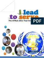 AYNLA Accomplishment Report 2010-2011