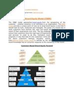 Cbbe Impact of Direct Marketing on Customer Satisfaction