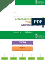MODULO 2.2 Actividades CT+I
