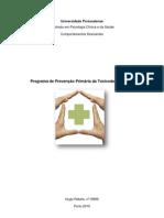 programa d prevençao da toxicodependecia