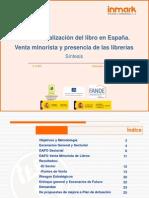 La comercializaci¢n del libro en Espa§a - conclusiones (Octubre 2008)