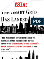 [Smart Grid Market Research] Malaysia