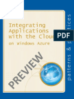 Integrating Applications With the Cloud