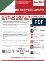 Brochure Social Media Summit