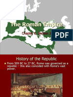 Chapter 4 the Roman Empire