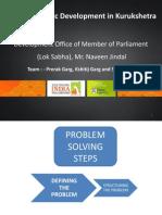 ELM - Kshitij, Prerak, Samder - Problem Structure,Mckinsey