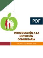 1. NUTRICIÓN