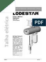 Manual Talha Lodestar