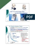 Photon and Quantized Enrgy