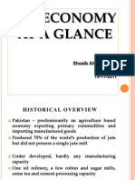 The Economy at a Glance--Shoaib(5836)