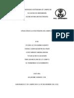 Articulo_administracion de La Calidad_situacion de La Fisioterapia en Campeche