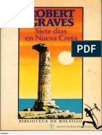 Siete Dias en Nueva Creta- robert graves