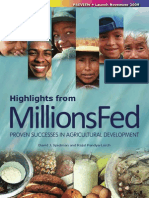 Millions Fed Booklet