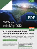 CSP India Map