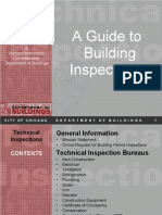 A Guide to Building Inspections 2010
