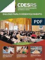 Diálogo para o Desenvolvimento_CDes_RS