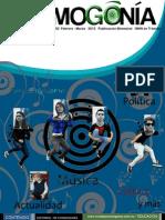 REVISTA COSMOGONÍA segunda edición