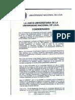 Admisiones Unl 2011